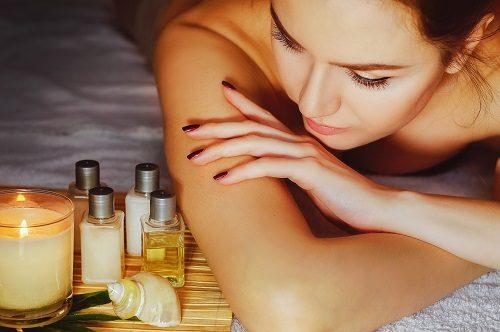 day spa massage